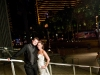 bride-and-groom-front-of-wynn
