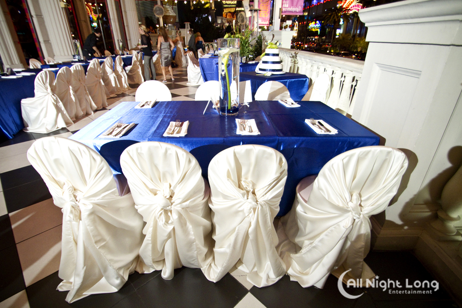 Wedding Reception At Serendipity Las Vegas All Night Long Photo